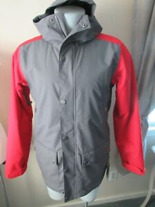 Burton The White Collection Greenlight Insulated Jacket Men's Size SM NWT