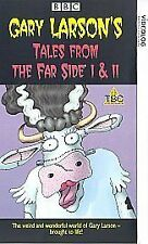 "Gary Larson's ""Tales from the Far Side I & II"" BBC VHS Tape RARE 1999"