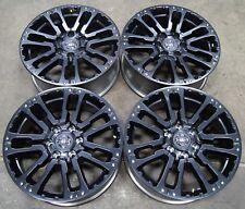 "Nissan Titan SV 20"" Aluminum Black Factory OEM Wheels Rims 07-19 62754"