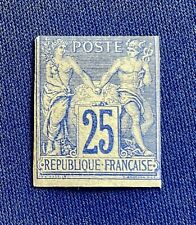 France 1876 *** Beau & Rare *** Type Sage *** Y&T N° 78c (II) Neuf ** TTBE