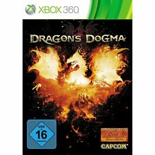 Dragon's Dogma Dragons Xbox 360 German NEW BOXED