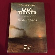 The Pantings of J.M.W. Turner Revised Editioned TEXT JMW Turner J. M. W. Turner