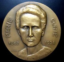 MEDICINE / NOBEL PRIZE / MARIE CURIE / HONORED WITH TWO NOBEL PRIZES / M92
