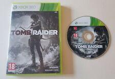 Tomb Raider Xbox 360 Spiel Square Enix Action Adventure Shooter-kein Handbuch