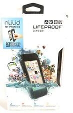 LifeProof Nuud iPhone 5c Case, Black, OEM, Authentic, 2002-01, Open Box