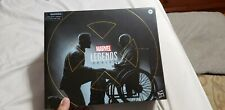 Marvel Legends Logan and Charles Xavier Wolverine 2-Pack Sdcc Exclusive Hasbro