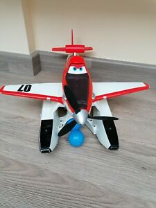 Disney Planes Fire and Rescue Blastin Dusty Toy with Sounds And Balls