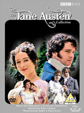 The Jane Austen Collection (6 Films) DVD NEW dvd (BBCDVD2517)