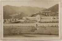 Genoa Cimitero Italia Foto Alfredo Noack PL17c1n35 Armadio Vintage Albumina
