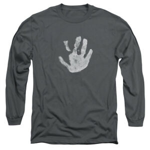 """Lord Of The Rings """"White Hand"""" Hoodie or Long Sleeve T-Shirt"""