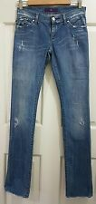 "DVB DENIM BY VICTORIA BECKHAM JEANS - 25"" WAIST AS TAGGED SIZE 8"