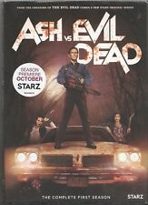 Movie Dvd - Ash vs Evil Dead: Complete First Season - Pre-Owned - Starz