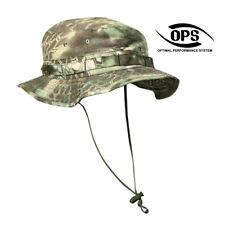 OPS / UR-TACTICAL, TACTICAL BOONIE HAT IN KRYPTEK MANDRAKE, SIZE L/XL