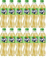 FANTA PEAR soda 12 bottles x 500ml/17oz. total 203 fl oz free shipping