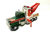 Matchbox SuperKings 1978 Peterbilt Tow truck By Lesney Heavy Duty Recovery