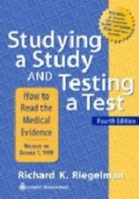Studying a Study and Testing a Test: How to Read the Health Science-ExLibrary