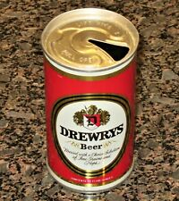 Drewrys fan tab beer can