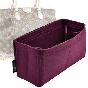 Regular Style Handbag Organizer for LV Turenne MM - (13 Custom Colors)