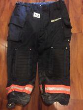 Firefighter Honeywell Morning Pride Turnout Bunker Pants 42x33 2014 Harness Loop