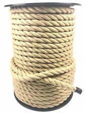 10mm 8mm Chanvre lin linge 100/% naturel corde cordon 1,5 mm 2,2 mm 5mm 12mm 3mm