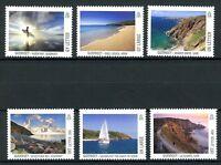 Guernsey MiNr. 1374-79 postfrisch MNH Landschaften (RS1568