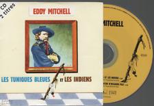 Eddy Mitchell Les Tuniques Bleues Et Les Indiens CD SINGLE