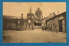 France Marne 51 AK CPA Lavannes 1917 Kaiser Wilhelm Gedenkstein Place Maisons WW