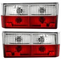 CRYSTAL CLEAR REAR TAIL LIGHTS LAMPS FOR VW GOLF MK1 1 MK 1 I + CABRIO NICE GIFT