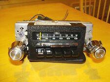 73 74 75 76 77 78 79 Ford Radio Am Fm Radio Truck 78 79 Bronco