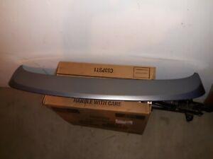 07-14 MAZDA CX9 REAR SPOILER  3rd brake light Dolphin Gray Mica 2010 OEM