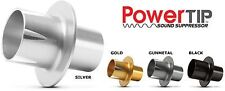 Two Brothers Racing P1-X PowerTip Sound Suppressor-Silver 005-P1-X