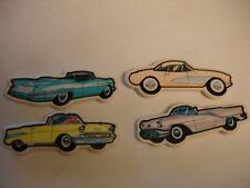 Vintage Arjon Car Magnets 50's Dream Machines Set !