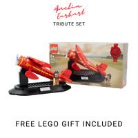 LEGO 40450 Amelia Earhart Tribute Set Creator Expert - IWD Commemerative Set