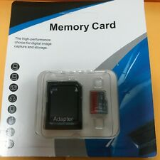 2TB (2048GB) Universal Micro SD SDHC SDXC TF Flash Class 10 Memory Card USA
