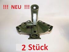 2 Rohrverbinder Kreuzstück Stützrohr Ø 31,0 mm Rohr Winkel verstellbar Stahlbau