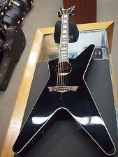 Dean ML Acoustic Guitar in Black