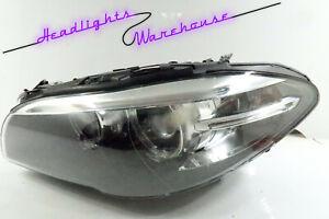 GENUINE OEM   2014 - 2016 BMW 528i 535i HID Xenon Headlight (Left/Driver)