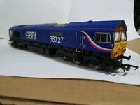 Hornby R3881 GBRF Co-Co Class 66 Andrew Scott CBE 66727 locomotive BNIB