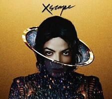 Xcape [Deluxe Version] by Michael Jackson (CD, May-2014)