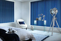 Vertical Blinds Replacement Slats / Louvres / Vaines 58 NEW COLOURS AVAILABLE