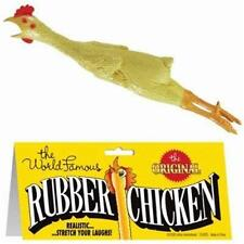 THE WORLD FAMOUS ORIGINAL RUBBER CHICKEN 20 INCH LONG as seen on Svengoolie MeTV