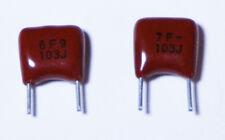 .01 uF - .01uF Plastic Film PANASONIC Capacitor universal - 15 each
