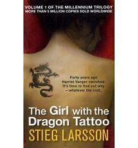 The Girl with the Dragon Tattoo, Stieg Larsson | Paperback Book | Good | 9781847