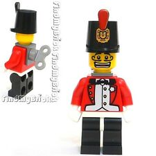 M616 Lego Christmas Nut Cracker Toy Soldier Minifigure Santa Stocking - NEW