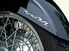 RoadHog Fender Saddlebag EMBLEMS Honda Interstate Stateline