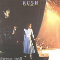 Rush: Exit...Stage Left - CD