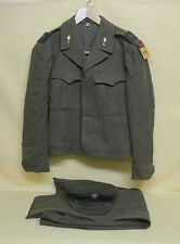 GREEK GREECE MILITARY-OFFICER UNIFORM ARMY(JACKET-TROUSER-HAT)1950