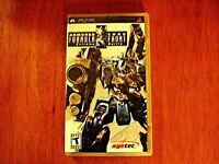 Armored Core: Formula Front Extreme Battle (Sony PSP, 2005) W/MANUAL