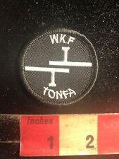 Wkf Tonfa Martial Arts Patch 01Rn