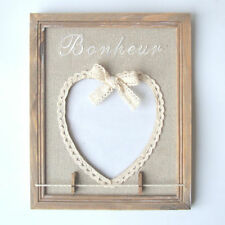 Unbranded Heart Vintage/Retro Photo & Picture Frames